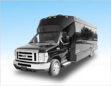 20 Passenger Party Bus San Rafael