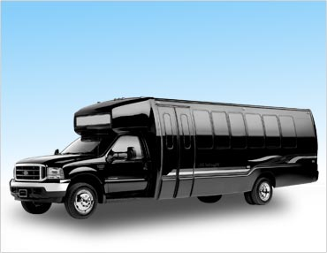 28 Passenger Party Bus San Rafael