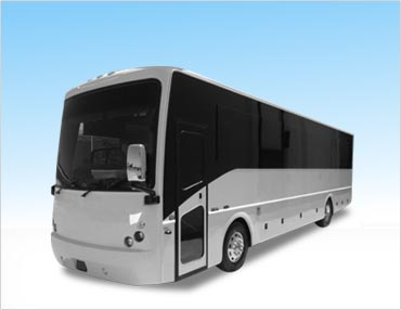 40 Passenger Party Bus San Rafael