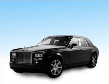 San Rafael Rolls Royce Phantom Limousine sedan
