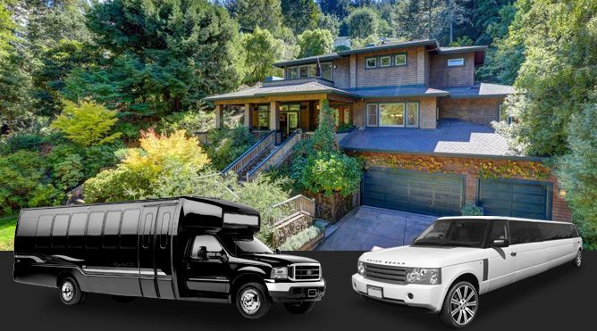 san rafael limo services mill valley
