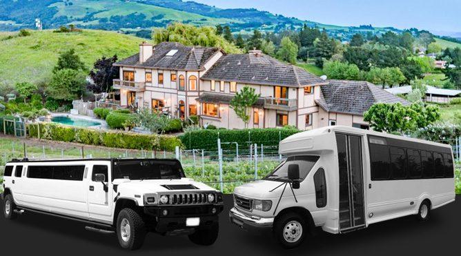 san rafael limo services in santa rosa
