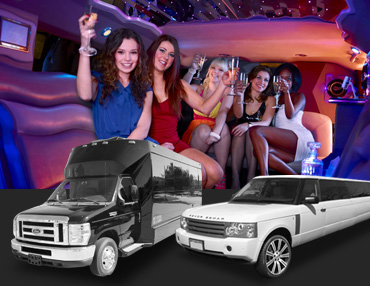 San Rafael Bachelor Party Limousine Service