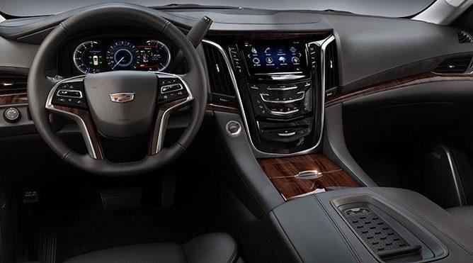 San Rafael Cadillac Escalade SUV