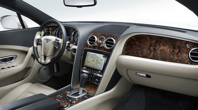 San Rafel Bentley Continental GT