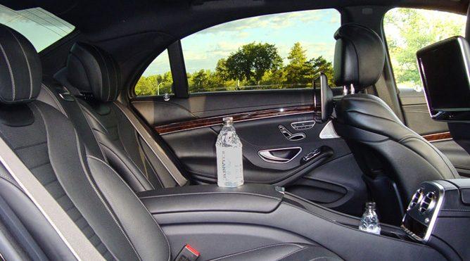 San Rafael Mercedes Benz S550 Limousine