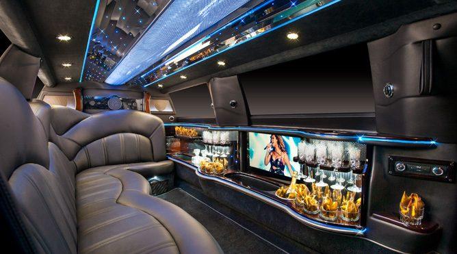 San Rafael Lincoln Stretch Limousine Service