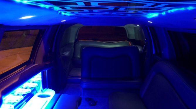 San Rafael Limousine GL 550 Service